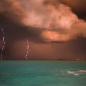 gantheaume point storm
