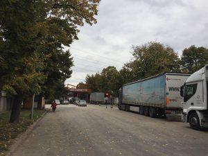 silistra border crossing eurovelo 6