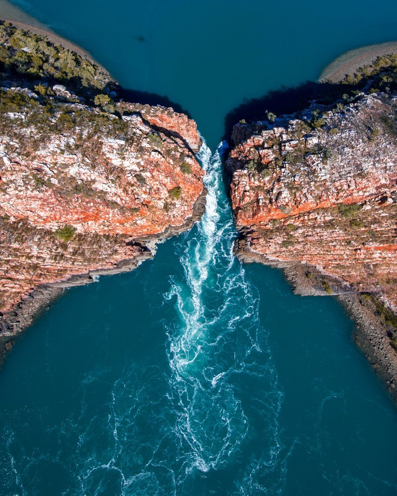 horizontal falls broome