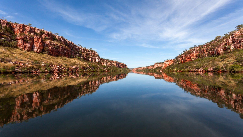 berkeley river the kimberley