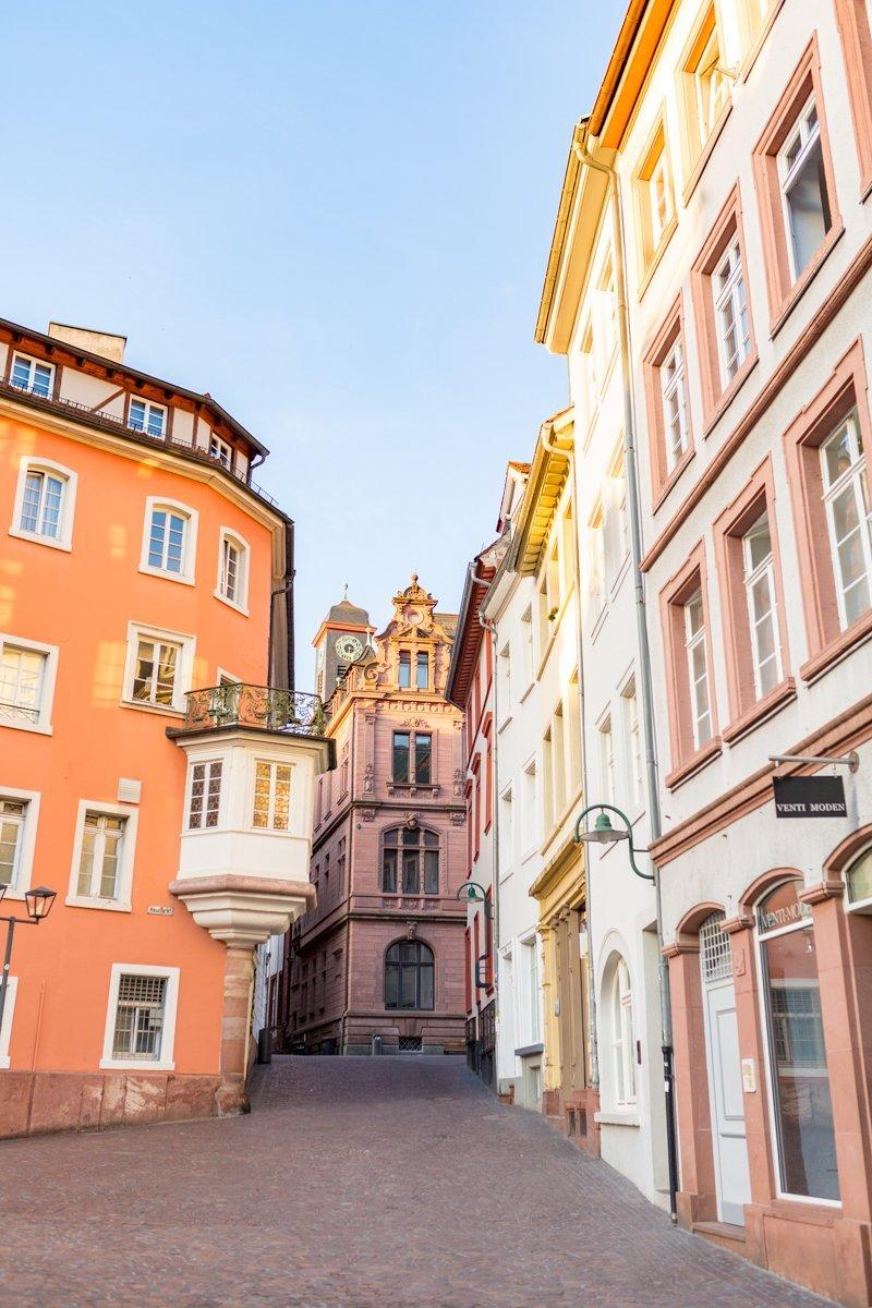 Heidelberg altstadt