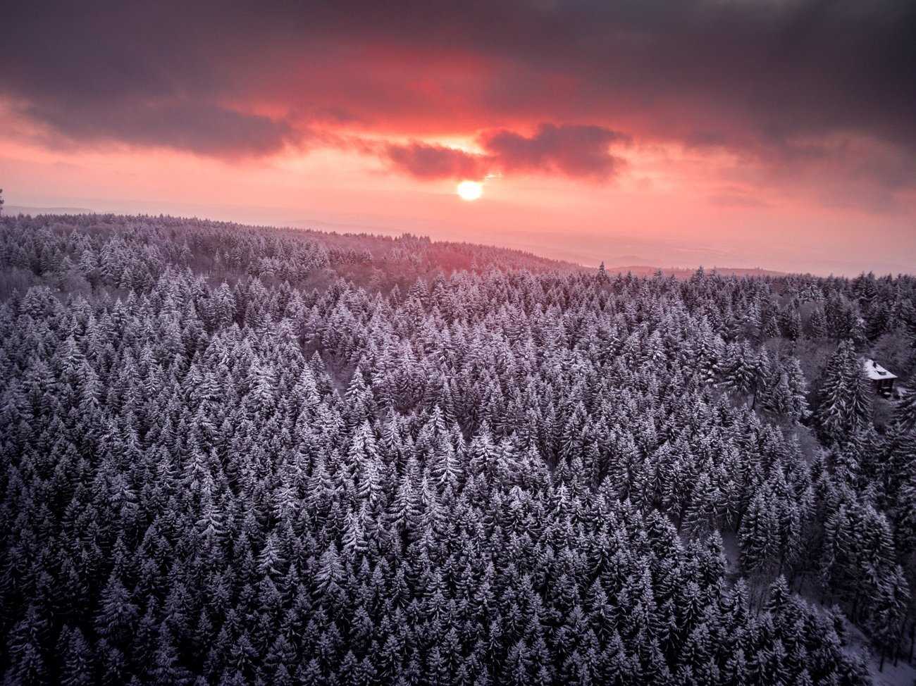 Cystic Fibrosis winter in germany
