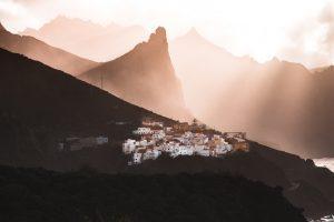 Tenerife villages Benijo