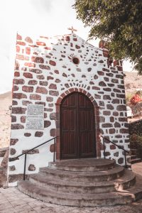 Masca church Tenerife