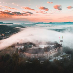 Ljubljana Sunrise