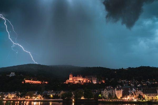 summer storm heidelberg