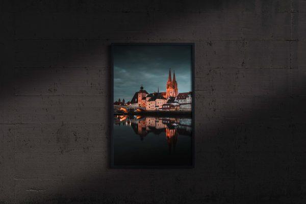 regensburg reflections