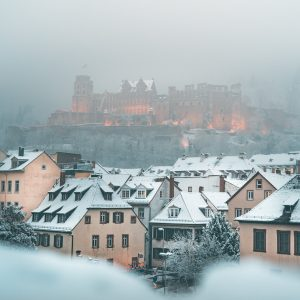 heidelberg winter castle