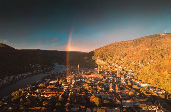 heidelberg rainbown 2022 calendar