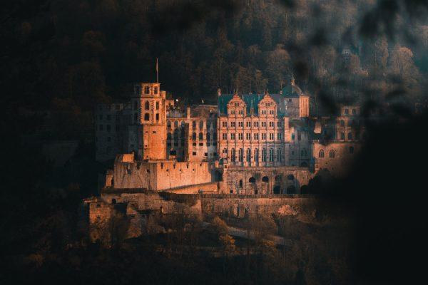 heidelberg castle 2022 calendar